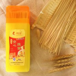 Plastic box packing handmade hanging noodles