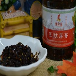 Chinese Prickly Ash Fermented Soya Beans Chili Sauce